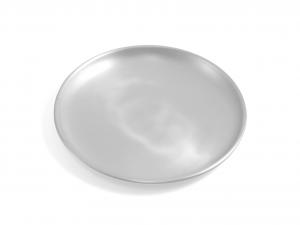 OTTINETTI Set 6 Piatto Alluminio Mise-en-place cm16 Arredo tavola tavola