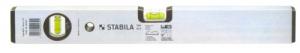 Livella Stabila Lega Leggera Cm 50 - Modello 80 E Edilizia Strumenti Livellatura