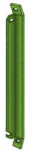 Set 10 Saetta Ferro Plastificata 25X25X3 Cm 120 Pali Per Recinzioni