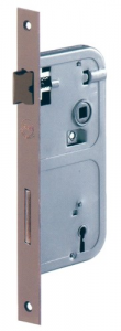 Set 5 Serratura Patent Bordo Quadro 8 Mm 25 Bronzata A 130 Ferramenta
