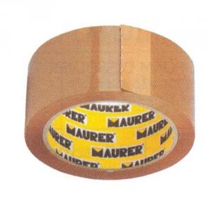 MAURER Nastro Standard Imballo Avana Mm 50 Mt 66 Colori