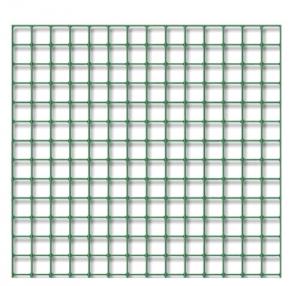 BETAFENCE Rete Casanet Plastica 12,7X12,7 F. 09 Cm100 Mt 10 Recinzioni-Chiodi
