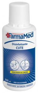 FARMAMED Disinfettante Cute 300 Ml 05216  Parafarmacia E Cura Della Persona