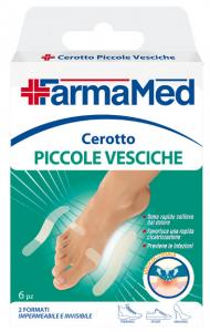 FARMAMED Piedi Cerotto Vesciche Piccole 6 Pezzi 05232 Cura Dei Piedi Pedicure