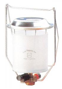 Lampada Per Bombole W 500 - Accensione Manuale Giardinaggio Campeggio