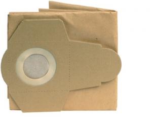 Sacchetto Carta Mm 60 Per Idroaspiratori 92069 Pz 5 Linea Casa Accessori