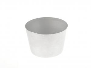 AGNELLI Stampo cremcaramel alluminio 6.5x4.5 Pasticceria e Cake Design
