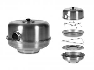 AGNELLI Forno alluminio conocchio cm30 Elettrodomestici per la casa