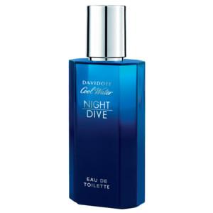 DAVIDOFF Cool Water Night Dive Acqua Profumata 50 Ml Fragranze E Aromi