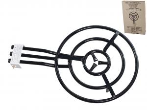 VAELLO Fornellone gas 3f cm60xpaell Elettrodomestici per la casa