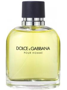 DOLCE & GABBANA Pour Homme Acqua Profumata 75 Ml Fragranza Uomo