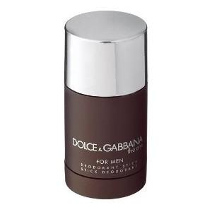 DOLCE & GABBANA The One For Men Deodorante Stick 75 Ml