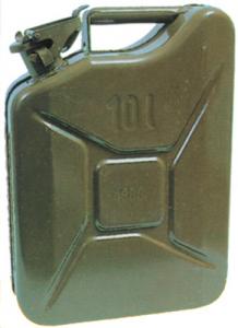 MAURER Tanica In Metallo Lt 10 Giardinaggio