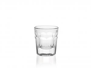 PASABAHCE Set 12 Bicchieri In Vetro Casablanca Liquore 3.7 Arredo Tavola