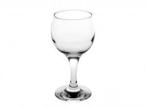 PASABAHCE Set 6 Calici Vetro Bistro Vino Cl21 Calici Vino Arredo Tavola