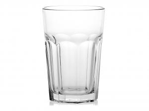 PASABAHCE Set 12 Bicchieri In Vetro Casablanca Cl42 Arredo Tavola