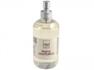 H&H Spray Per Tessuti Profumazione In Legno Aromatico Riordino E Lavanderia