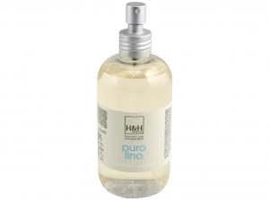 H&H Spray Per Tessuti Profumazione Lino Riordino E Lavanderia