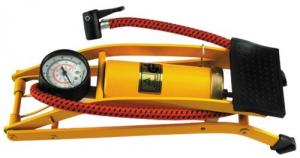 MAURER Pompa A Pedale Con Manometro Tuv-Gs Prodotti Per Bici