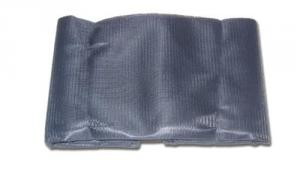 Rete Zanzariera Con Velcro Mt 0,75X2,50 - Antracite Linea Casa