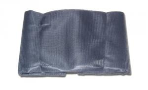 Rete Zanzariera Con Velcro Mt 1,30X1,50 - Antracite Linea Casa