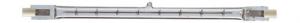 MAURER Set 10 Lampada Alogena Lineare Mm 189 Watt 1000 Risparmio Energetico