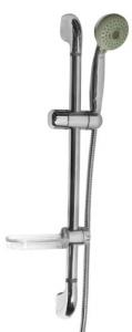 MAURER Saliscendi Aqua 3 Funzioni Asta+Flessibile Cm 150 Idraulica