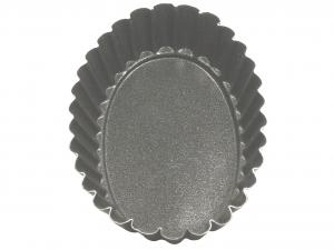 VESPA Confezione 6 formine antiaderente brioche cm11 Pasticceria e Cake Design