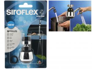 SIROFLEX Rompigetto con doccia sirius Arredo bagno e accessori