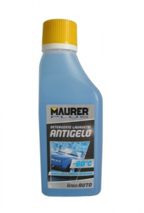 MAURER Detergente Lavavetri Antigelo -60┬░Ml 250 Colori Auto