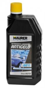 MAURER Detergente Lavavetri Antigelo -60┬░ Ml 1000 Colori Auto