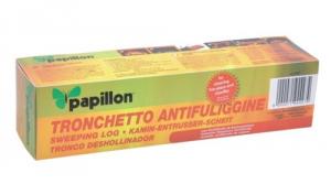 Tronchetto Antifuligine Papillon Cm 26X7 Riscaldamento