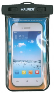 'MAURER Custodia Impermeabile Per Smartphone 5,7'' Materiale Elettrico'