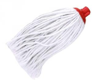Mop Cotone Filo Continuo Modello Strizzo Linea Pulizia Casa