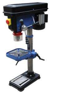 DUNKER Trapano Colonna Tc 550/16 Plus W 550 16 Velocità Utensileria Elettrica