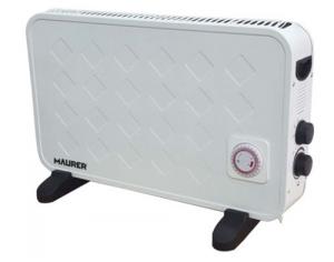 MAURER Termoconvettore Paxoi Bianco W 1200-2000 Riscaldamento