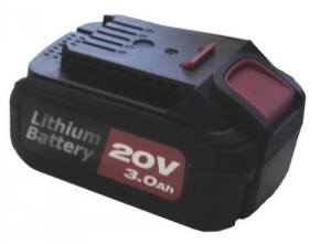 YAMATO Batteria Litio 20V 3,0 Ah Utensileria