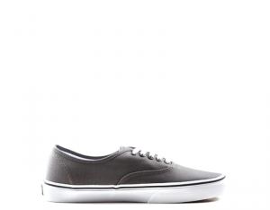 VANS Sneakers uomo peltro/nero con tomaia in tessuto Scarpe e Calzature
