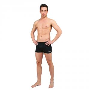 BRIKO Boxer compressione muscolare uomo intimo sportivo nero 100071