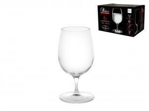 BORMIOLI LUIGI Confezione 6 calici in vetro palace acqua 32 Arredo tavola