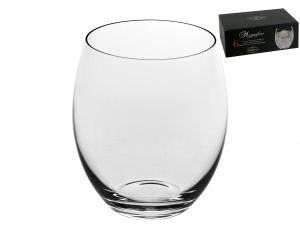 BORMIOLI LUIGI Confezione 6 bicchieri in vetro magnifico cl52 Arredo tavola