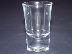 BORGONOVO Set 6 Bicchiere vetro indro vodka cl06 satin s6 Arredo tavola