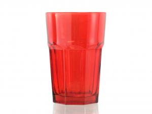 CHIO Set 6 Bicchieri medina bibita 35 rosso Arredo Tavola