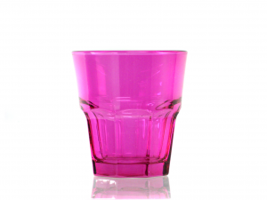 CHIO Set 6 Bicchieri medina acqua 27 fucsia Arredo Tavola
