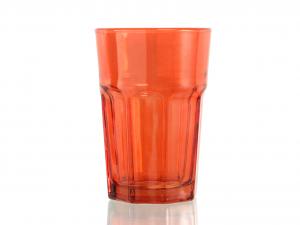 CHIO Set 6 Bicchieri medina bibita 35 arancio Arredo Tavola