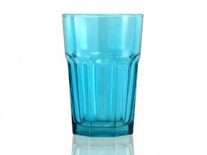 CHIO Set 6 Bicchieri medina bibita 35 azzurro Arredo Tavola