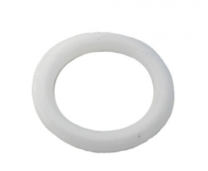 Set 1000 Anello Per Tende Plastica Mm 12X18 E-100 Ferramenta Tendaggio