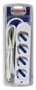 Materiale Elettrico Multipla Tavolo 4Pr 10-16-Sch 1582 Materiale Elettrico