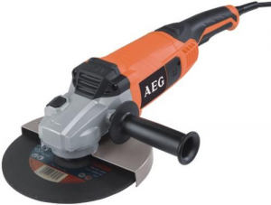 AEG Smerigliatrice  Ws 22-230 Dms Mm 230 Watt 2200