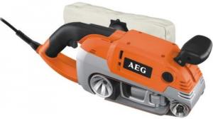 AEG Levigatrice A Nastro  Hbs 1000 E Watt 1010 Utensileria